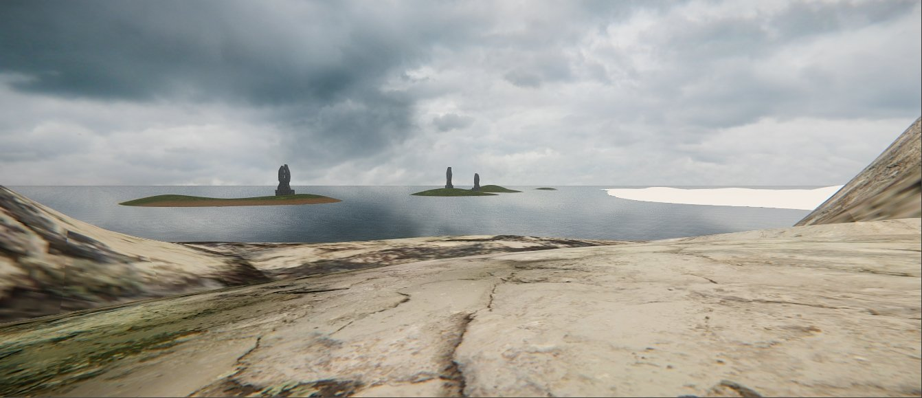 (CryEngine 3) Islands